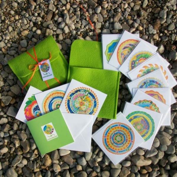GIFT SET OF GREETING CARDS